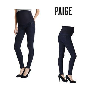 Paige Verdugo Ultra Skinny Full Panel Jeans 30